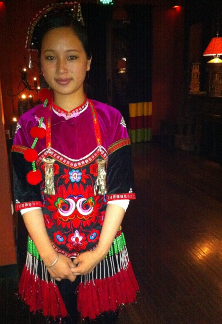 Traditional Yunnan dress