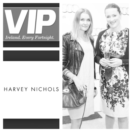 VIP Magazine, Amy Hamilton and Tamso Doyle at the Harvey NIcklos SS 2014 fashion show